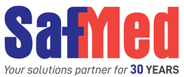 SAFMED Logo 2020